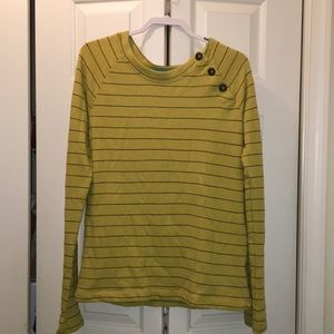 Urban Outfitters: Truly Madly Deeply Yellow Shirt